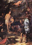 Jose Antolinez Martyrdom of St. Sebastian oil painting picture wholesale