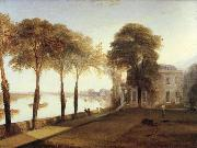 Joseph Mallord William Turner Mortlake terrace:early summer morning oil painting picture wholesale