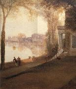 Joseph Mallord William Turner Details of Mortlake terrace:early summer morning oil painting picture wholesale