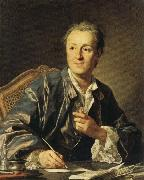 LOO, Carle van Portrait of Diderot oil painting picture wholesale
