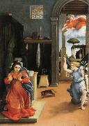 Lorenzo Lotto Annunciation oil painting picture wholesale