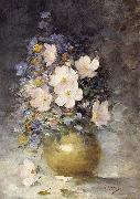 Nicolae Grigorescu Hip Rose Flowers oil painting picture wholesale