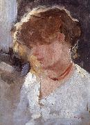 Nicolae Grigorescu Peasant's Head oil painting picture wholesale