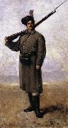 Nicolae Grigorescu The Sentry oil painting picture wholesale