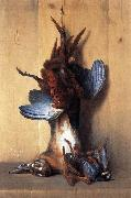 OUDRY, Jean-Baptiste Still-life with Pheasant oil painting picture wholesale