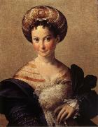 PARMIGIANINO Portrait of a Young Woman oil painting picture wholesale