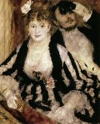 Pierre Renoir La Loge oil painting picture wholesale