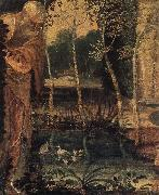 Tintoretto Details of Susanna and the Elders oil painting picture wholesale