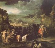 ABBATE, Niccolo dell The Rape of Proserpine (mk05) oil painting picture wholesale