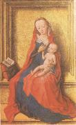 Dirck Bouts The Virgin Seated with the Child (mk05) oil painting picture wholesale
