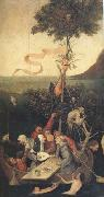 Heronymus Bosch The Ship of Fools (mk05) oil