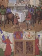 Jean Fouquet st Martin From the Hours of Etienne Chevalier (mk05) oil painting picture wholesale