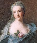 Jean Marc Nattier Manon Balletti oil painting picture wholesale
