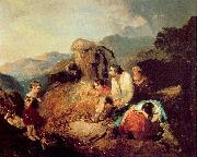 MacDonald, Daniel The Discovery of the Potato Blight oil painting picture wholesale