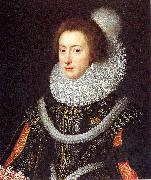 Miereveldt, Michiel Jansz. van Elizabeth, Queen of Bohemia oil painting picture wholesale