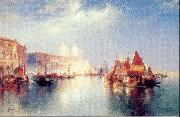 Moran, Thomas The Grand Canal oil painting picture wholesale