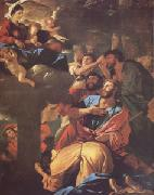 Nicolas Poussin The VIrgin of the Pillar Appearing to ST James the Major (mk05) oil painting picture wholesale
