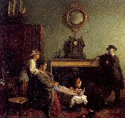 Orpen, Willam A Mere Fracture oil painting picture wholesale