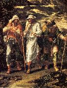 Orsi, Lelio The Walk to Emmaus oil painting picture wholesale