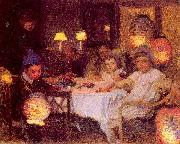 Osborne, Walter A Children's Party oil painting artist
