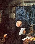 Ostade, Adriaen van Lawyer in his Study oil painting picture wholesale