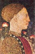 PISANELLO Portrait of Lionello d'Este oil painting picture wholesale
