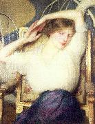 Paxton, William McGregor Reverie oil painting picture wholesale