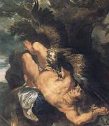 Peter Paul Rubens Prometbeus Bound (mk01) oil painting picture wholesale