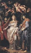 Peter Paul Rubens Saints Domitilla,Nereus and Achilleus (mk01) oil painting picture wholesale