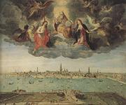 Peter Paul Rubens View of Antwerp witb the River (MK01) oil painting picture wholesale