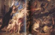 Peter Paul Rubens The Horrors of War (mk01) oil painting picture wholesale