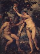 Peter Paul Rubens The Fall of Man (mk01) oil painting picture wholesale