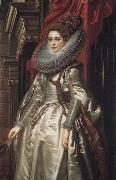 Peter Paul Rubens Portrait of the Marchesa Brigide Spinola-Doria (mk01) oil painting picture wholesale