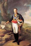 Portana, Vicente Lopez The Duke of Infantado oil painting picture wholesale