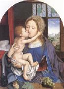 Quentin Massys The Virgin and Child (mk05) oil painting picture wholesale