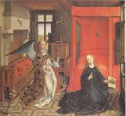 Rogier van der Weyden The Annunciation (mk05) oil painting picture wholesale