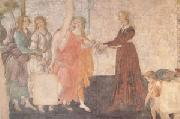 Sandro Botticelli A Young Woman Receives Gifts from Venus and the Three Graces (mk05) oil painting picture wholesale