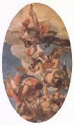 VERONESE (Paolo Caliari) Jupiter Smiting the Vices (mk05) oil painting picture wholesale