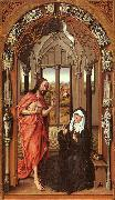 WEYDEN, Rogier van der Christ Appearing to His Mother, approx oil painting picture wholesale