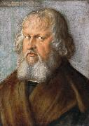 Albrecht Durer Portrait of Hieronymus Holzschuher (mk08) oil painting picture wholesale