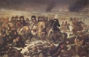 Baron Antoine-Jean Gros Napoleon on the Battlefield at Eylau on 9 February 1807 (mk05) oil painting picture wholesale