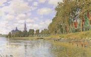Claude Monet Zaanam (san33) oil painting picture wholesale