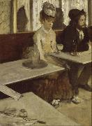 Edgar Degas Absinthe (mk09) oil painting picture wholesale