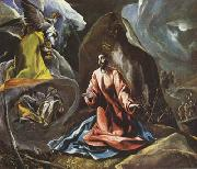El Greco The Agony in the Garden (mk08) oil painting picture wholesale