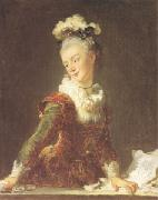 Jean Honore Fragonard Marie-Madeleine Guimard Dancer (mk05) oil painting picture wholesale