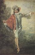 Jean-Antoine Watteau L'Indifferent(The Casual Lover) (mk05) oil painting picture wholesale