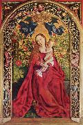 Martin Schongauer Madonna of the Rose Bower (mk08) oil painting picture wholesale