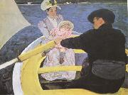 Mary Cassatt The Boating Party (mk09) oil painting picture wholesale