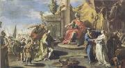 PITTONI, Giambattista The Continence of Scipio (mk05) oil painting picture wholesale