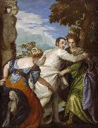 Paolo  Veronese llegory of Vice and Virtue (mk08) oil painting picture wholesale